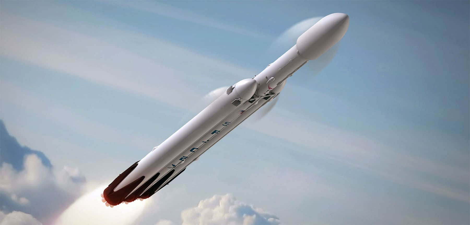 Space X to take you from New York to London in 30 minutes