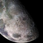 moon surface - china plants moon - Khalsa Labs