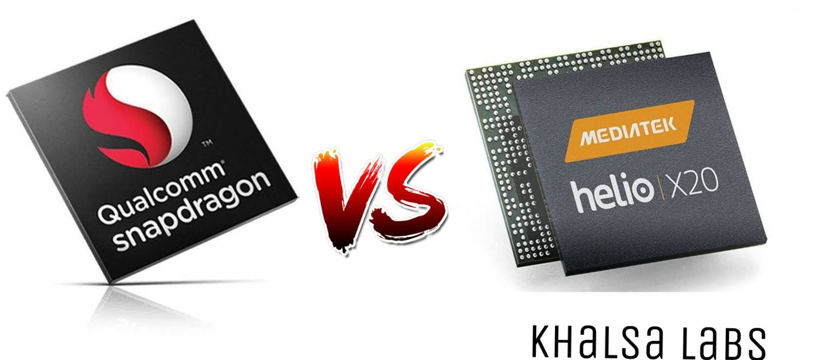 Difference between Snapdragon and MediaTek Processors